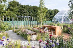Business and Pleasure Garden
