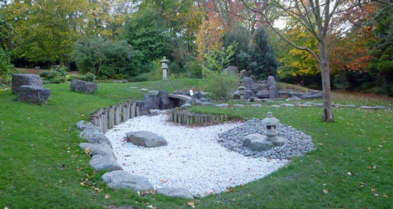 The Komatsu City Friendship Garden