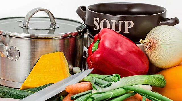 Soup - real soul food