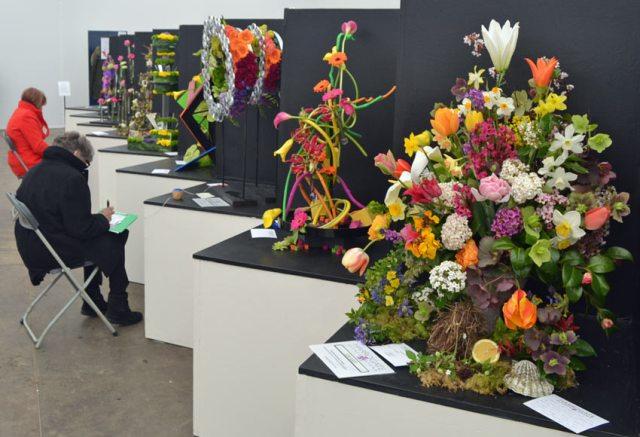 Harrogate Spring Flower Show 2018 Floral Pavilion