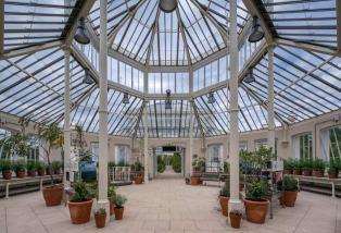 Temperate House interior. Picture; Gareth Gardner