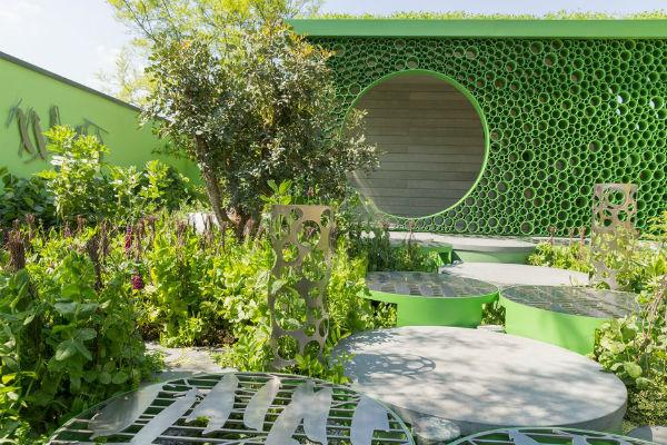 The Seedlip Garden. Picture; RHS/Sarah Cuttle