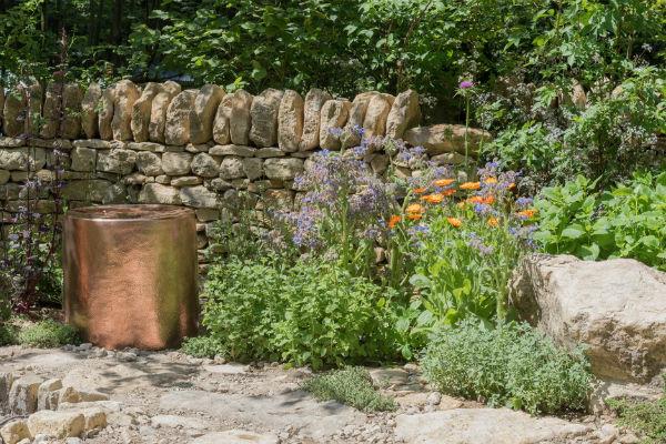 The Warner Edwards Garden. Picture; RHS/Tim Sandall