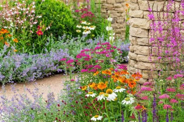 Up Here BBC North West Garden. Picture; RHS/Neil Hepworth