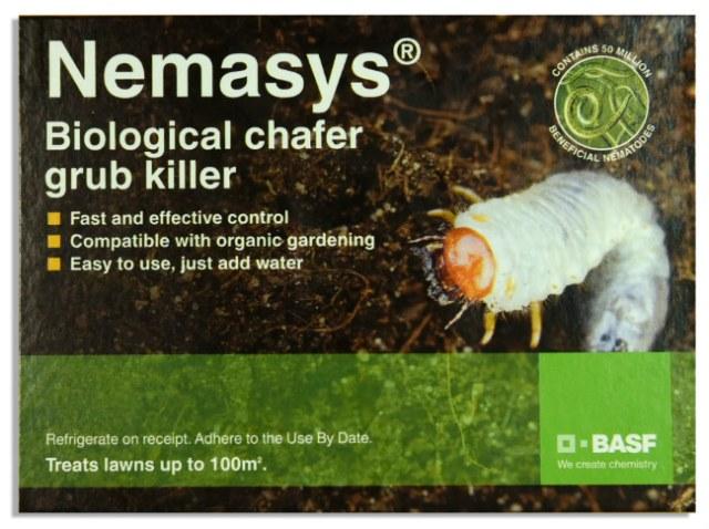 Biological Chafer Grub Killer. Picture; BASF