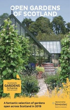 Cover star: Whitburgh House Walled Garden, Pathhead, Midlothian. Picture; Scotland's Garden Scheme