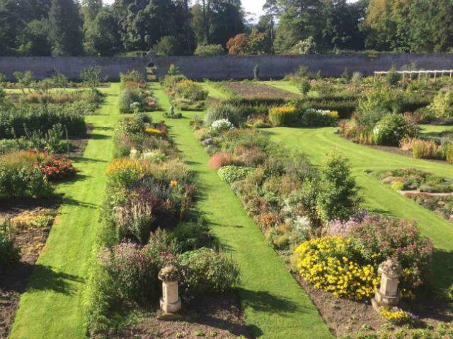 Preston Hall Walled Garden, Pathhead. Picture; Scotland's Garden Scheme