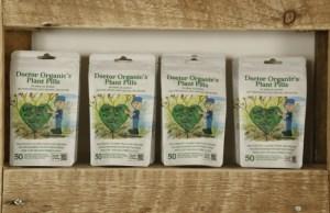 Dr Organics Plant Pills. Picture; Dr Organics