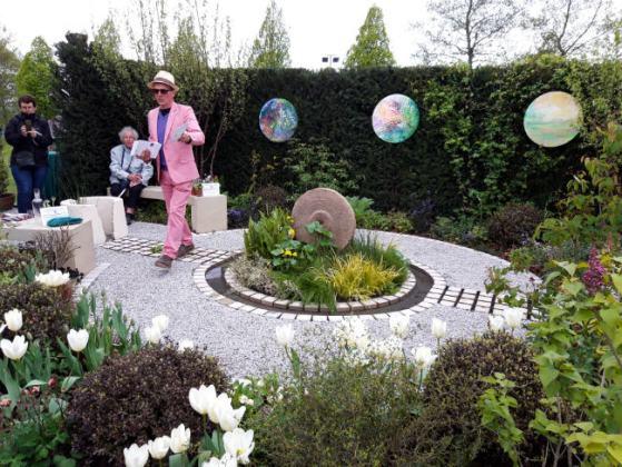 Perennial Legacy Garden with designer David Lewis