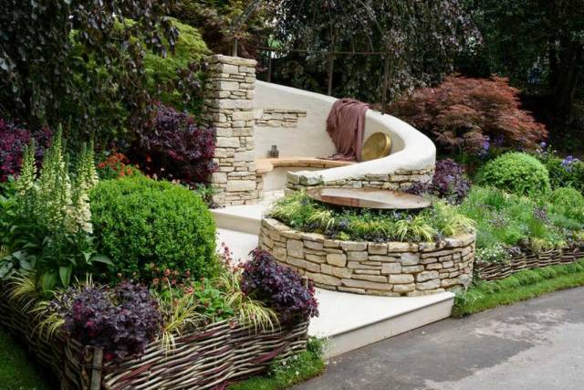 Miles Stone: The Kingston Maurward Garden by Michelle Brown. Picture; RHS/Tim Sandall
