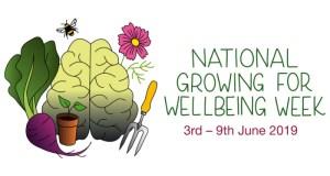National Growing for Wellbeing Week 2019