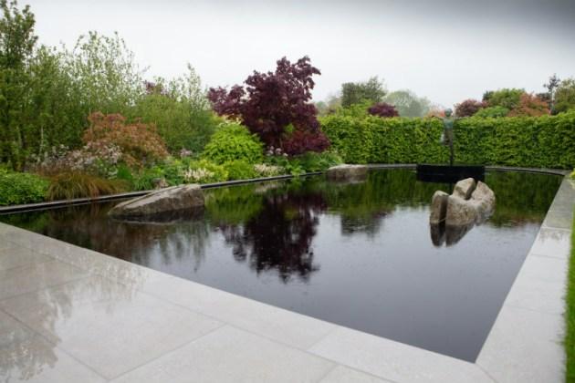 The Leaf Creative Garden - A Garden of Quiet Contemplation. Picture; RHS