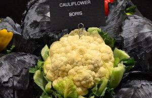 Insert your joke here... cauliflower Boris