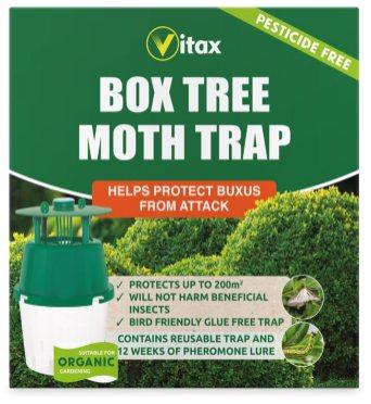 Box Tree Moth Trap. Picture; Vitax