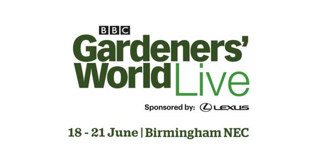 BBC Gardeners' World Live 2020 logo