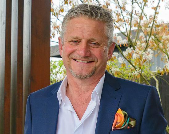 Mark Gregory of Landform Consultants