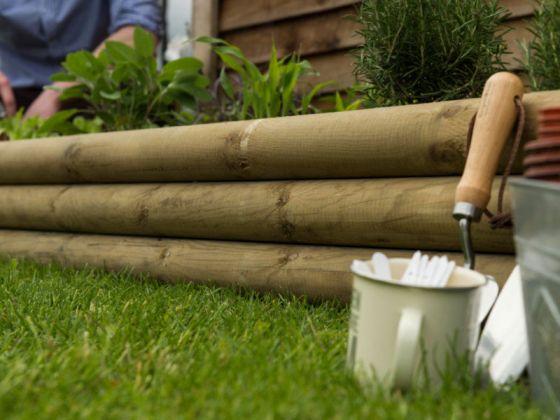 Bed builder. Picture; Forest Garden