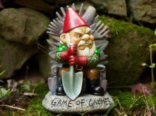 Game Of Gnomes gnome. Picture; Prezzybox
