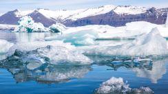 Icelandic Glacial Lagoon