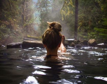 Cougar Creek Hot Springs