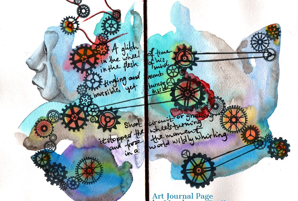 """""""Stroke"""", a Journal Page"""