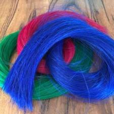 Horse Hair Accent Colours
