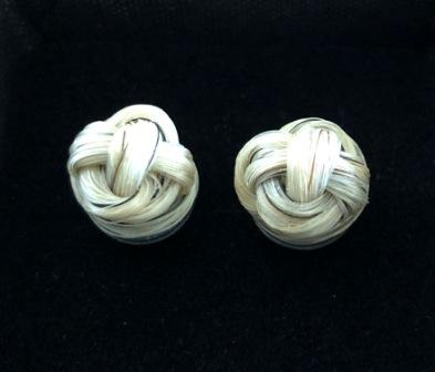 Horsehair Earrings