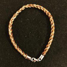 Sterling Silver Rope Bracelet