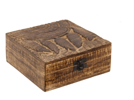 Dream Catcher Memory Box