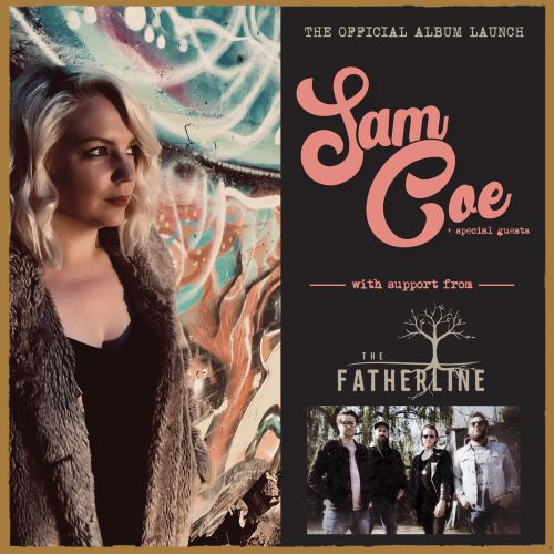 Sam Coe Album Launch – 28th November 2019