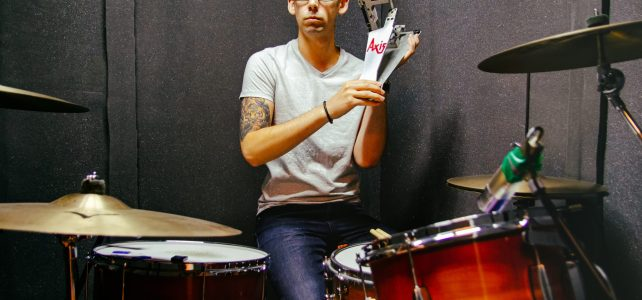 Axis Percussion Artist