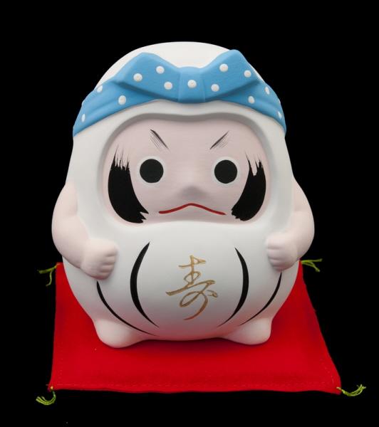 Daruma Porte Bonheur Japonais Grand Choix De Chat Japonais