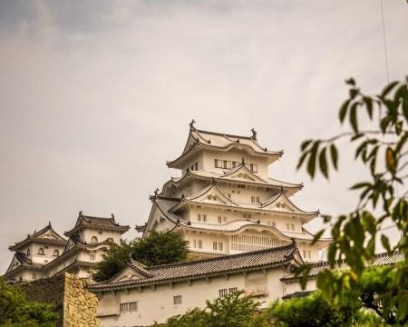 itinéraire Japon - Himeji