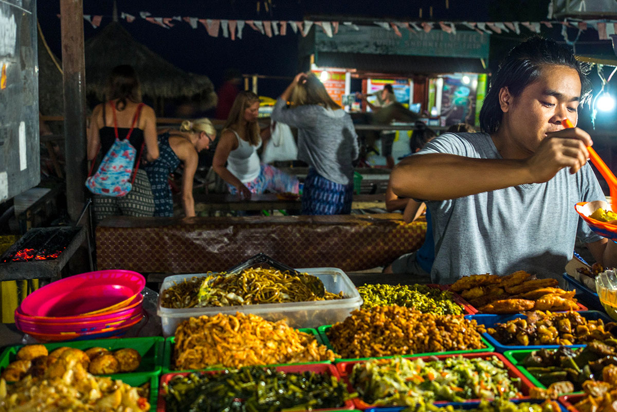 cuisine Bali