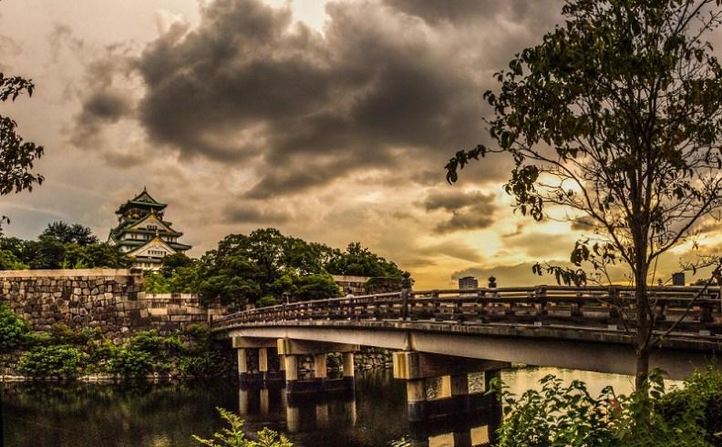 Osaka Aquarium et château - Manekitravel.com