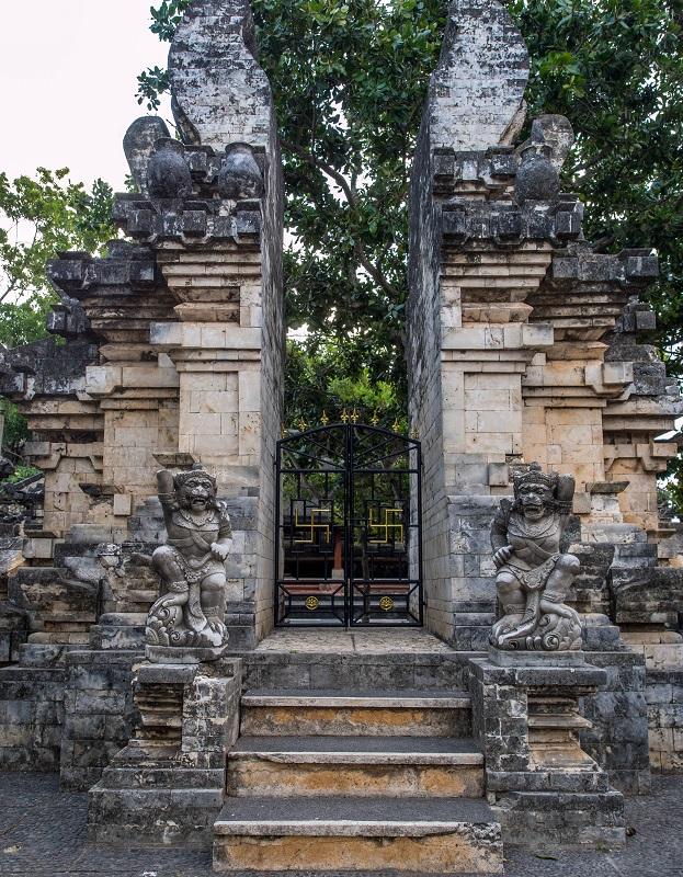 Uluwatu temple - sud Bali - Manekitravel.com
