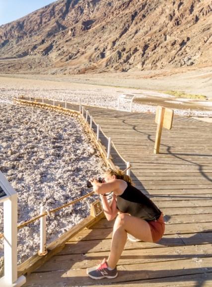 Vallée de la mort - photo de voyage
