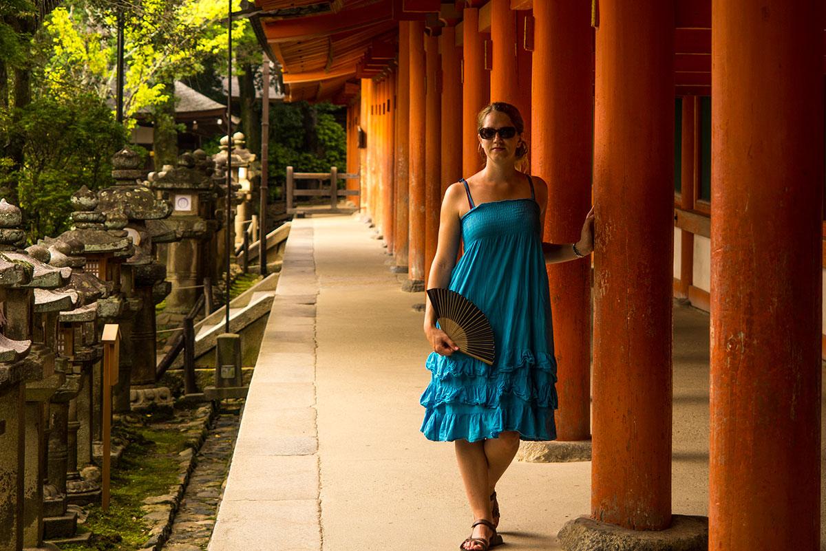 Visiter Nara