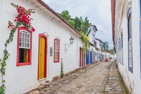itinéraire deux semaines au Brésil