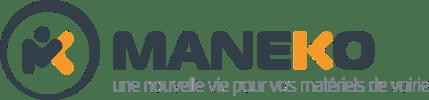 Logo MANEKO+baseline