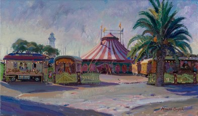 Raluy Circus in Barcelona