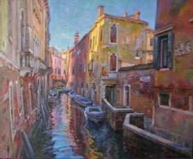 Sotopòrtego del Tamossi. Venècia