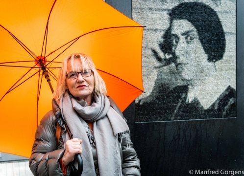 Kulturjournalistin Anne Linsel