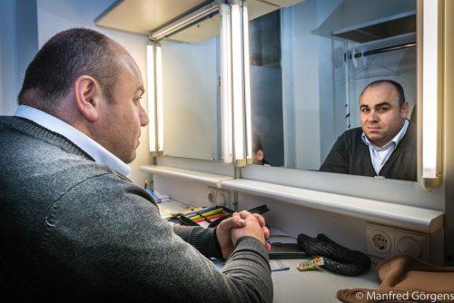 Opernsänger Ramaz Chikviladze