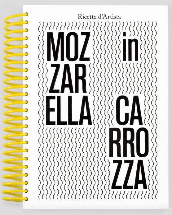 Mozzarella in carrozza, Short story + Recipe, 2017