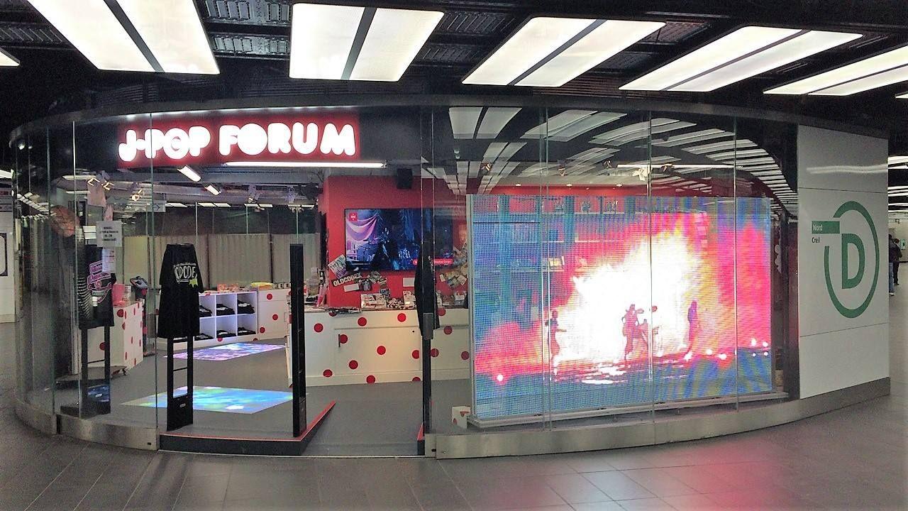 j pop forum a chatelet les halles