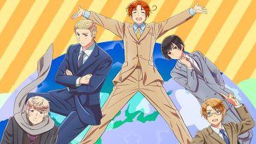 Anime – Hetalia World Stars – Episode #5 – Episode 5, 05 Mai 2021
