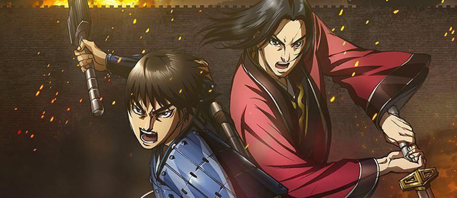 Anime – Kingdom – Saison 3 – Episode #9 : La harangue de Moubu, 06 Juin 2021