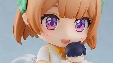 Une Nendoroid pour Kuroha Shida, 17 Mai 2021
