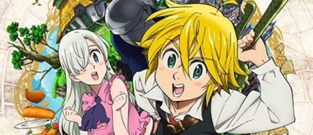 The Seven Deadly Sins Season 2 Is Coming To Netflix Very Soon